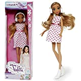 Violetta - Puppe Fashion Friends Violetta - Kleid mit Herzen - 25 cm