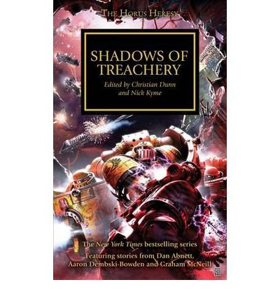 [Shadows of Treachery] (By: Christian Dunn) [published: September, 2012]