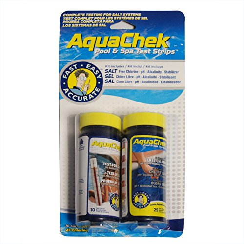 Aquachek kit complet spécial électrolyse
