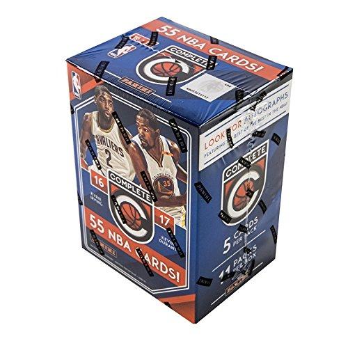 2016-17Panini komplett Basketball, 11Pack Box