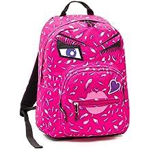 02976c69da ZAINO INVICTA - OLLIE PACK FACE YAP - Rosa Kiss - tasca porta pc padded -