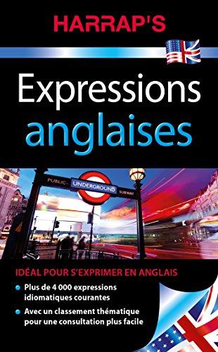 Harrap's Expressions anglaises (Harrap's biling. anglais)