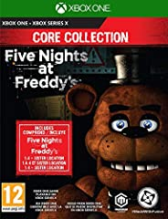Five Nights at Freddy's Core Collection - Collector's -
