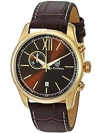 S.Coifman SC0373 - Reloj de pulsera hombre, color Marrón