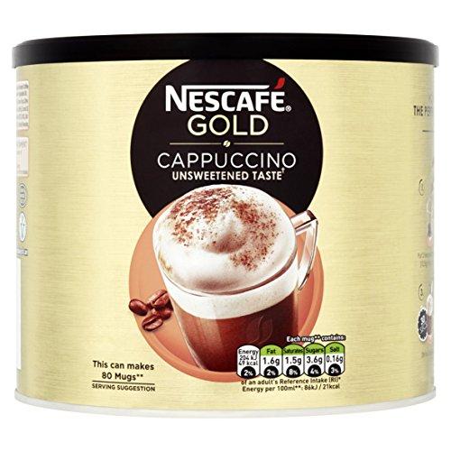 Nescafé Cappuccino Unsweetened Taste 1KG