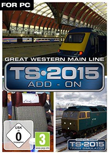 Train Simulator 2015 Gret Western Main Line