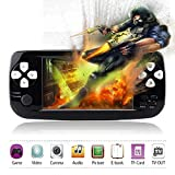 Handheld Game Consoles XinXu 4.3 inch TFT Screen - Best Reviews Guide