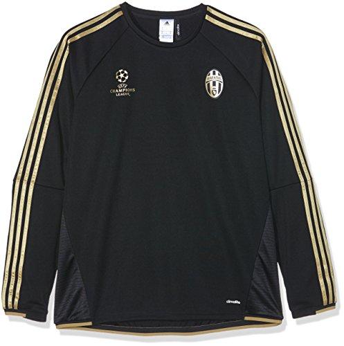 Adidas Juventus UCL Training Maglia da uomo nero Felpe, Uomo, Juventus Turin UCL Trainingsoberteil - schwarz, Black/Drfogo/White, XXL