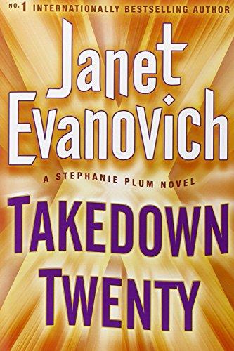Book cover for Takedown Twenty