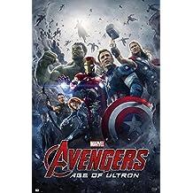 Grupo Erik Editores   Poster Marvel Avengers Age Of Ultron Official Cartelera