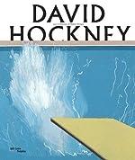 David Hockney - Catalogue de l'Exposition de Sous la direction de Didier Ottinger