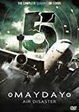 Mayday Air Disaster Complete Series 5 (3 DVD set As Seen On National Geographic Channel Air Crash Investigation) [Reino Unido]