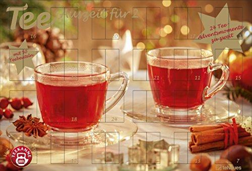 Tee-Adventskalender für Zwei