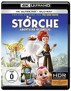 Störche – Abenteuer im Anflug (4K Ultra HD) [Blu-ray]