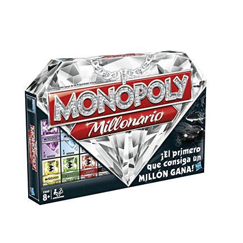 Hasbro Gaming   Monopoly Millonario (98838105)