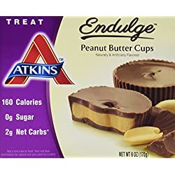 Atkins Treat Endulge 5 Peanut Butter Cups