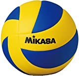 MIKASA MVA 1,5 - Mini ballon de volley-ball - Multicolore - Diam�tre 15 cm