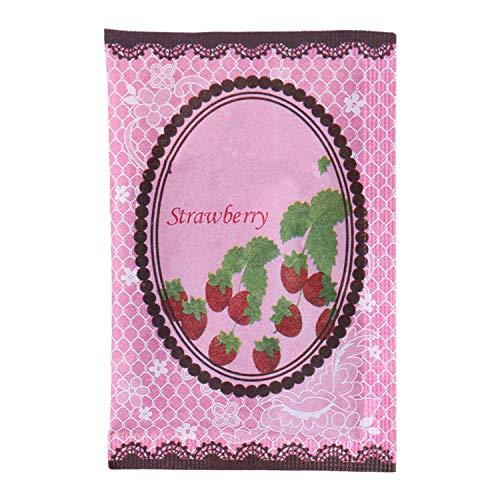 Preisvergleich Produktbild REH House Natürlicher Lufterfrischer Parfüm Vanille Beutel Papiertüte für Auto Zuhause Düfte,  Sonstige,  Erdbeere,  Einheitsgröße