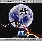 E.T. the extra-terrestrial = E.T. l'extra-terrestre : bande originale du film de Steven Spielberg / John Williams, comp., dir. | WILLIAMS, John - compositeur. Compositeur. Chef d'orchestre