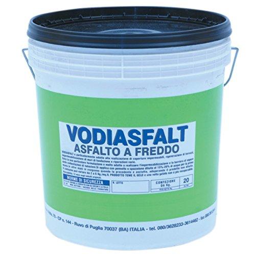 ASFALTO A FREDDO EXTRA KG.10 Confezione da 1PZ