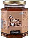 Farm Honey Raw Honey Unprocessed Honey| 100% Natural|no preservatives| No Artificial Color|no Added Sugar|350 Gm