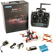 Walkera Rodeo 110 mit DEVO7 600TVL Kamera FPV Racing Quadrocopter RTF DE Version