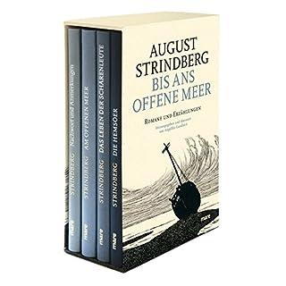 Bis ans offene Meer. 4 Bände: Romane und Erzählungen
