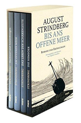 Bis ans offene Meer. 4 Bände: Romane und Erzählungen (mare-Klassiker)