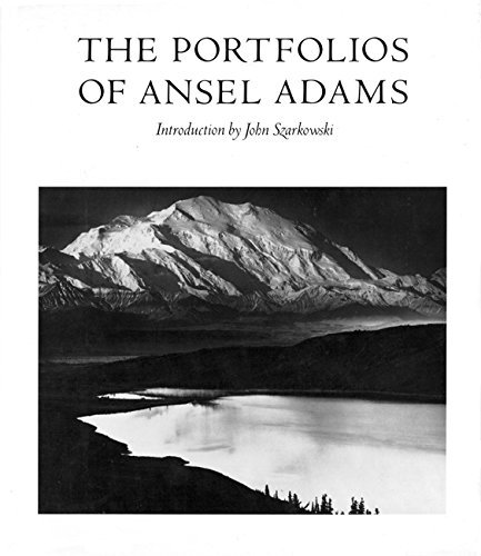 Ansel Adams-portfolio (The Portfolios of Ansel Adams by Ansel Adams (2006-04-05))