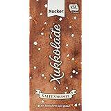 Xucker Edel-Vollmilchschokolade mit Xylit, Salz und Karamell – Xukkolade, 5er Pack (5 x 100 g)