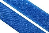 dalipo 17003 - Klettband zum annähen, 20mm, blau
