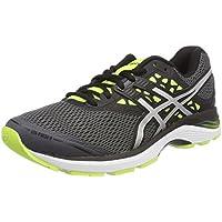 Air Tech para hombre Fitness deporte ligero cordones zapatillas de running zapatillas de gimnasia tamaño, color Gris, talla 42