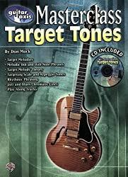 Guitar Axis Masterclass: Target Tones with CD (Audio)