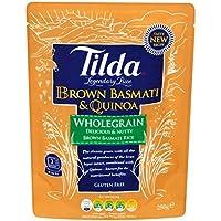 Tilda brun étuvé Basmati & Quinoa 250g
