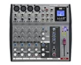 Phonic AM 440 DP DJ-Mixer - Audio-Mixer
