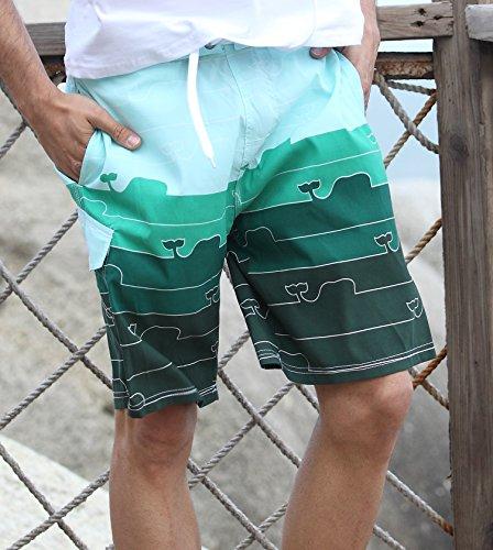 MaaMgic -  Pantaloncini - Uomo G3127-Green
