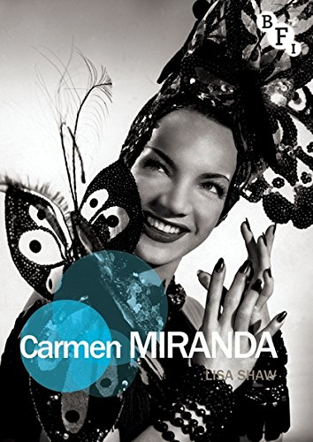 Carmen Miranda Cover Image