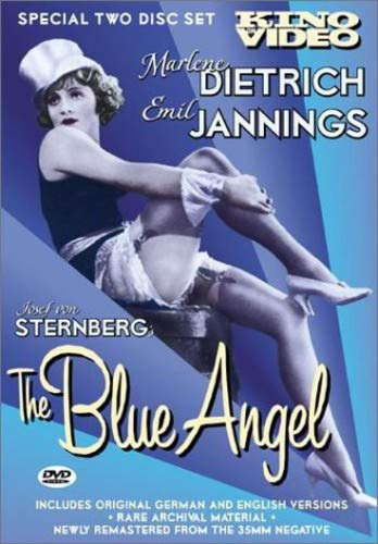 Price comparison product image Blue Angel [DVD] [1930] [Region 1] [US Import] [NTSC]