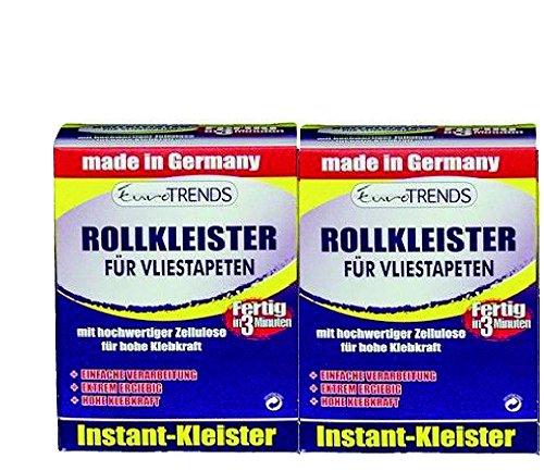 Vlieskleister - Rollkleister Vlies-Spezialkleister - 2er Pack Test