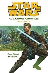 Last Stand on Jabiim (Star Wars: Clone Wars, Vol. 3) by Haden Blackman (2004-03-16)