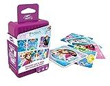 Cartamundi SHUFFLE GO by Carte da gioco per bambini, gioco di società, tascabile e da viaggio - Frozen