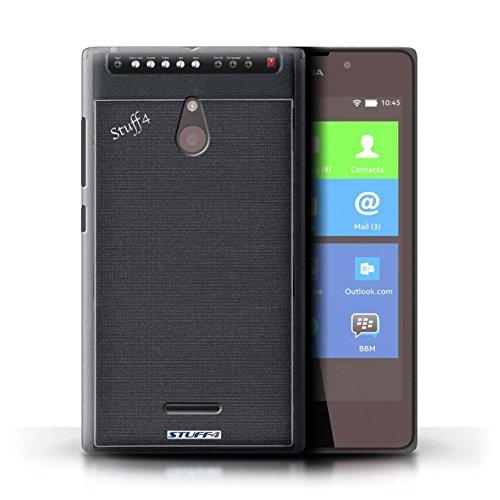 Kobalt® Imprimé Etui / Coque pour Nokia XL / Autoradio conception / Série Haut-Parleur dessin Amplificateur