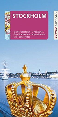 GO VISTA: Reiseführer Stockholm: Mit Faltkarte und 3 Postkarten: Alle Infos bei Amazon