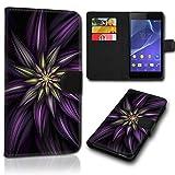 Book Style Alcatel One Touch Go Play 7048X Tasche Flip Brieftasche Handy Hülle Kartenfächer für Alcatel One Touch Go Play 7048X - Design Flip SVH80