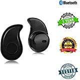 Blazr S530 1Pcs Mini Style Wireless Bluetooth In-Ear V4.0 Headset (KAJU Bluetooth) Bluetooth Headset With Mic (Black, In The Ear)