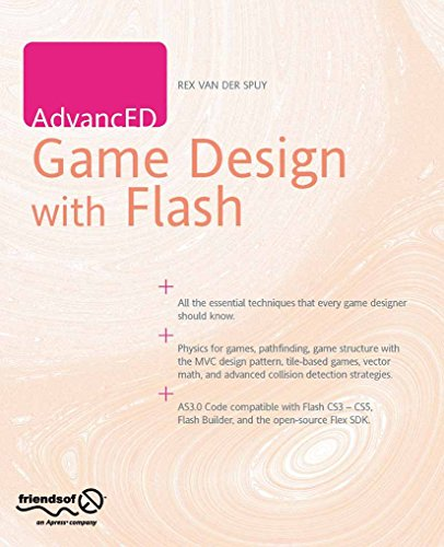 AdvancED Game Design with Flash (English Edition)