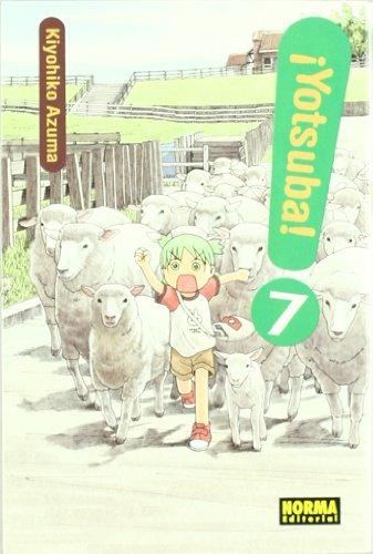 ¡YOTSUBA! 07 (CÓMIC MANGA)