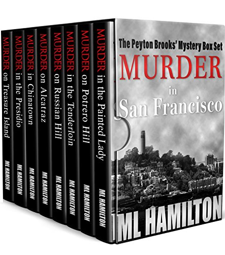 Ml-box (The Peyton Brooks' Mysteries Box Set (English Edition))