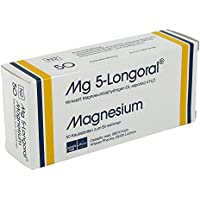 Mg 5 Longoral Kautabletten 50 stk preisvergleich bei billige-tabletten.eu
