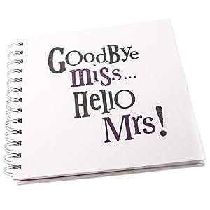 The Bright Side - Goodbye Miss Hello Mrs - Hen Do Album